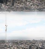 Параллельные миры Стоковая Фотография RF