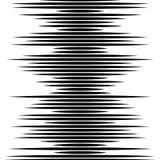Параллельные прямые линии текстура monochrome картины геометрическая Стоковое фото RF