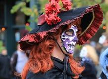 Парад костюма Стоковая Фотография