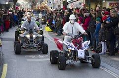 Парад масленицы в Tulln Стоковая Фотография
