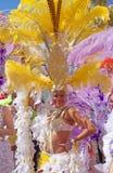 Парад масленицы 2015 пляжа Las Palmas de Gran Canaria на Las Стоковые Изображения