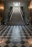 Парадная лестница стоковые изображения rf