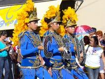 Парад независимости стоковое фото rf