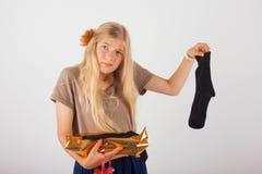 Пара носок не присутствует хороший Стоковое фото RF