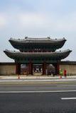 Парадные ворота Changgyeong palace2 Стоковые Изображения RF