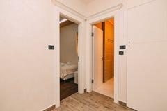Парадный вход к комнате Стоковые Изображения