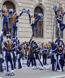 Парад Нью-Йорк 2013 дня St. Patrick Стоковая Фотография