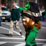 Парад дня St. Patrick Стоковое Фото