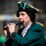 Парад дня St. Patrick Стоковые Фото