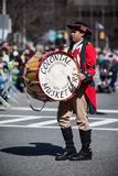 Парад дня St. Patrick Стоковая Фотография