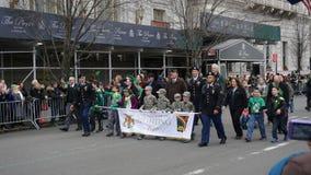 Парад 2015 дня St. Patrick 129 Стоковые Фото