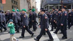 Парад 2015 дня St. Patrick 113 Стоковое Изображение