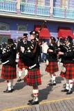 Парад дня St. Patrick Стоковое Изображение