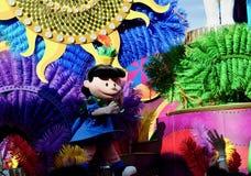 Парад Осака Япония студии Universal Стоковые Фото