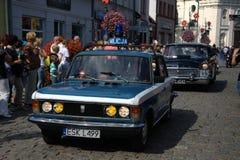 Парад отверстия - старый автомобиль Стоковые Фото