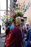 Парад 2017 пасхи Стоковое Изображение RF