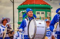 Парад 2016 Портленда грандиозный флористический Стоковое Изображение RF