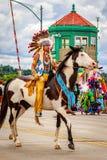 Парад 2016 Портленда грандиозный флористический Стоковые Фото