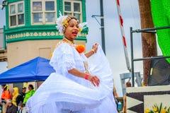 Парад 2017 Портленда грандиозный флористический Стоковые Фото