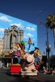 Парад рассказа игрушки Стоковое Изображение