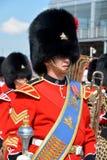 Парад солдата королевского 22nd полка Стоковое фото RF