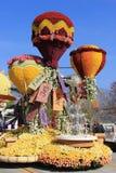 Парад столба турнира роз Стоковое Изображение RF