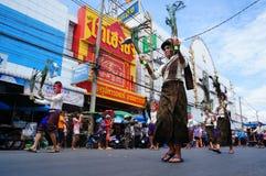 Парад танцев Стоковое Изображение RF