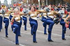 Парад 2013 Торонто Санта Клауса Стоковое фото RF