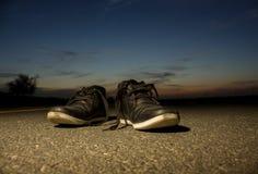 Пара туфель Стоковые Изображения