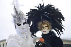 Парад & фестиваль марди Гра Стоковое Изображение