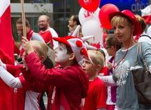 парад Стоковое Изображение RF