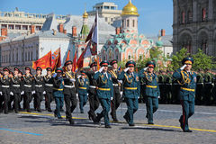 парад Стоковое Фото