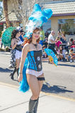 Парад Henderson St. Patrick Стоковые Изображения RF