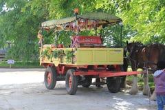 Парад ID трактора Стоковое Изображение