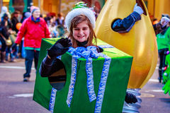 Парад 2015 Macy благодарения стоковые фото