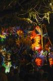 парад mardi gras поплавка Стоковые Фото