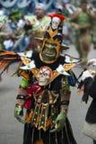 Парад mummers Филадельфии Стоковое фото RF