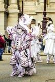 Парад 2015 Mummers Стоковое Фото