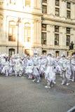 Парад 2015 Mummers Стоковые Фотографии RF