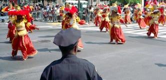 парад york brooklyn новый Стоковые Изображения RF
