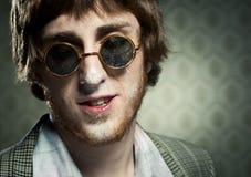 парень наркомана 1960s Стоковая Фотография
