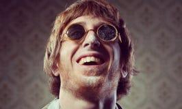 парень наркомана 1960s Стоковые Изображения