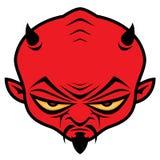 парень дьявола Стоковое Изображение RF