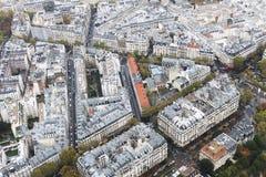 парижский дом Стоковая Фотография RF