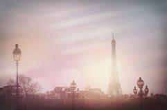 Парижское утро стоковое фото