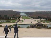 Париж - Версаль (сад) Стоковые Изображения