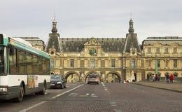 Париж во времени осени Стоковые Фото