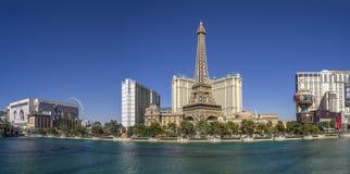 Париж Париж, Лас-Вегас Стоковое Фото