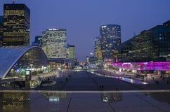 Париж, Ла Défence Стоковые Фото