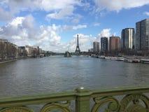 Париж мой симпатичный город Стоковая Фотография RF
